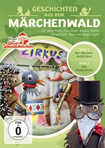 Geschichten aus dem Märchenwald DVD Vol. 2