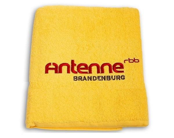 Antenne Brandenburg Badetuch