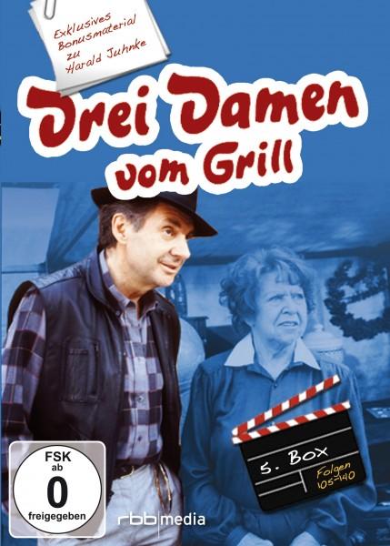 Drei Damen vom Grill - 5. Staffel (6er DVD-Box)
