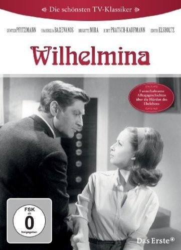 Wilhelmina (DVD) Cover 2d