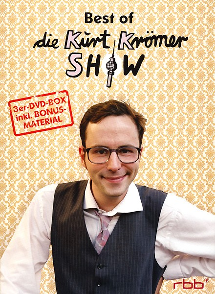 Best of Die Kurt Krömer Show (3 DVDs)