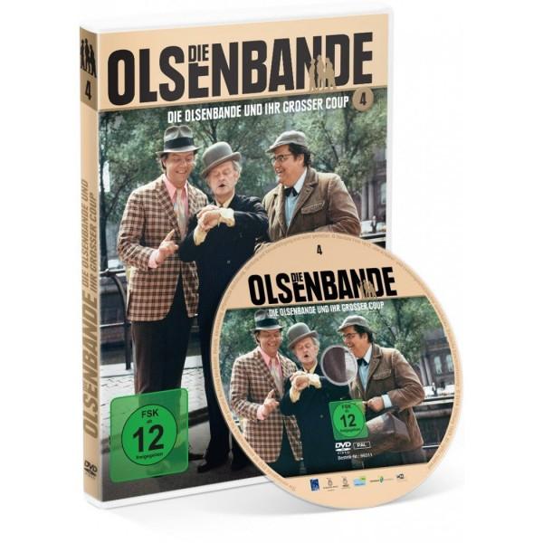 Die Olsenbande 4 (DVD)