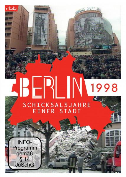 Berlin - Schicksalsjahre einer Stadt - 1998 (DVD)