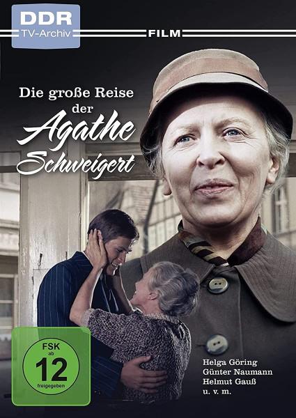 Die große Reise der Agathe Schweigert (DVD)