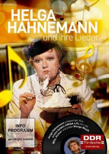 Helga Hahnemann und ihre Lieder (DVD)