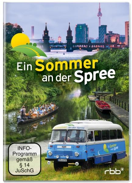 Ein Sommer an der Spree (2 DVDs) Frontcover