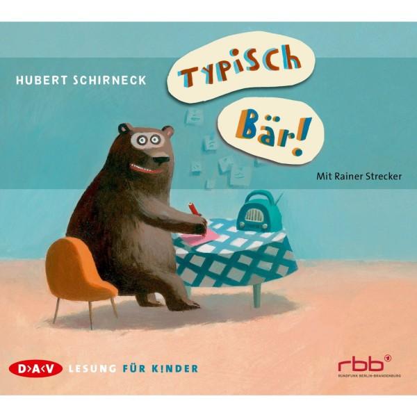 CD Typisch Bär Cover