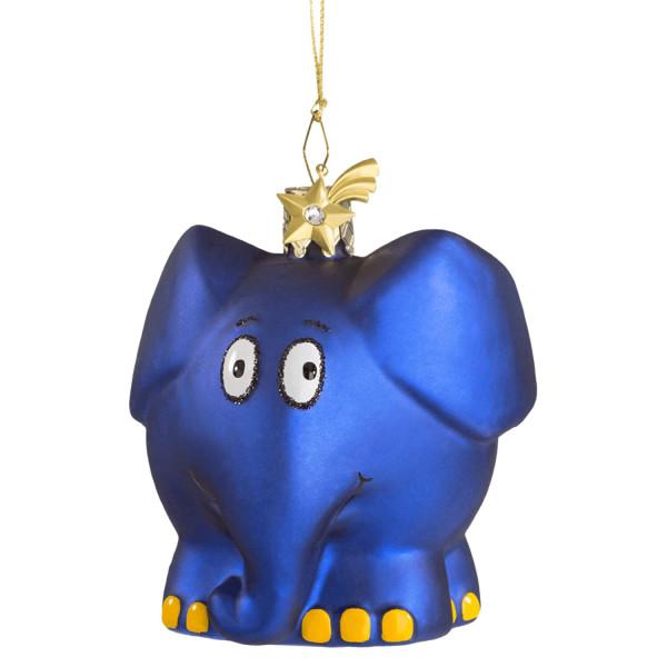 Der Elefant - Weihnachtsschmuck von Käthe Wohlfahrt