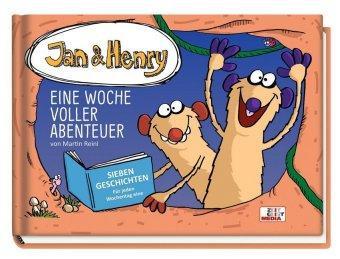 Jan & Henry Buch - Eine Woche voller Abenteuer