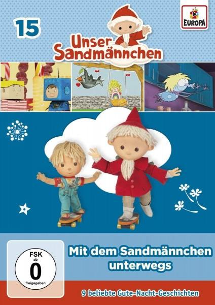 Unser Sandmännchen DVD Vol. 15