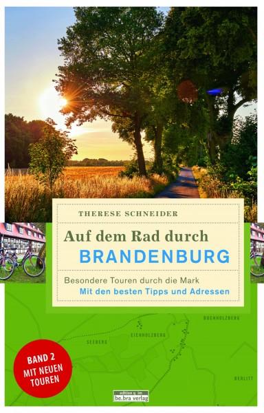 Auf dem Rad nach Brandenburg (Buch)