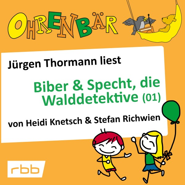 Biber & Specht, die Walddetektive (01) Download Cover