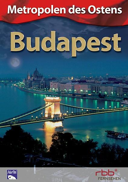 Budapest - Metropolen des Ostens (DVD)
