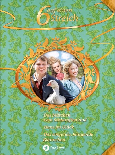 Sechs auf einen Streich Märchen Vol. 14 (3er DVD - Box)