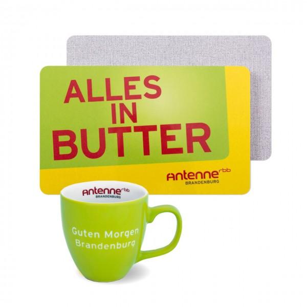 Antenne Brandenburg Frühstücksset - Alles in Butter
