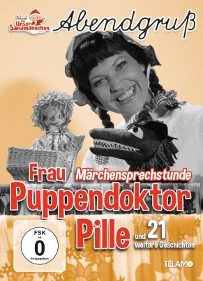 Unser Sandmännchen Abendgruß - Frau Puppendoktor Pille - Märchensprechstunde