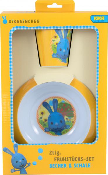 Kikaninchen Frühstücks-Set (2-teilig)