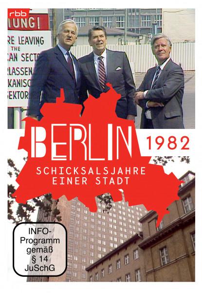 Berlin - Schicksalsjahre einer Stadt - 1982 (DVD)