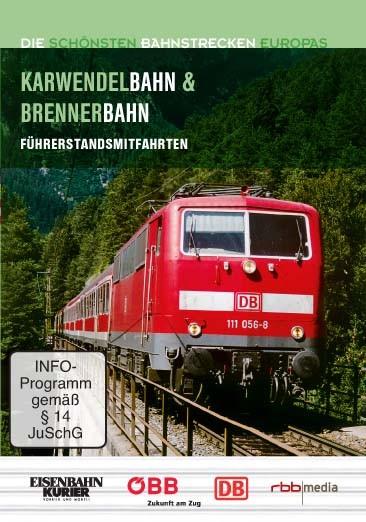 Karwendelbahn & Brennerbahn DVD