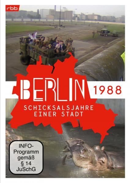 Berlin - Schicksalsjahre einer Stadt - 1988 (DVD)