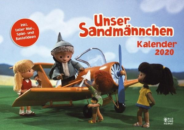 Unser Sandmännchen - Kalender 2020