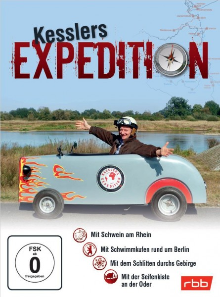 Kesslers Expedition Box 5 DVD