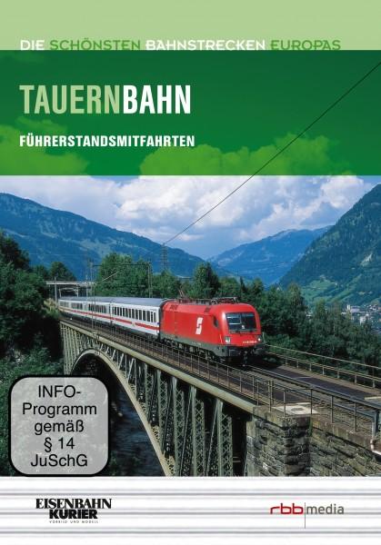 Die Tauernbahn DVD