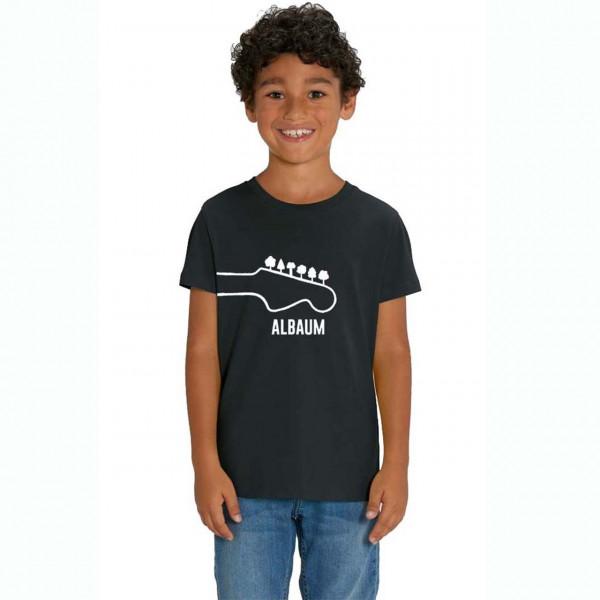 radioeins Albaum T-Shirt für Kinder