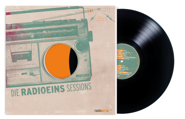 radioeins Vinyl Sessions Vol. 3