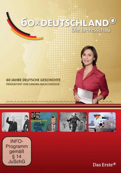 60 x Deutschland - Jubiläumsbox (6er DVD-Box)