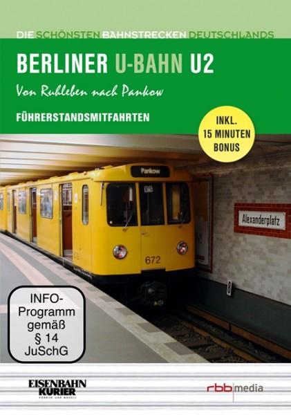 Die Berliner U-Bahn U2 DVD