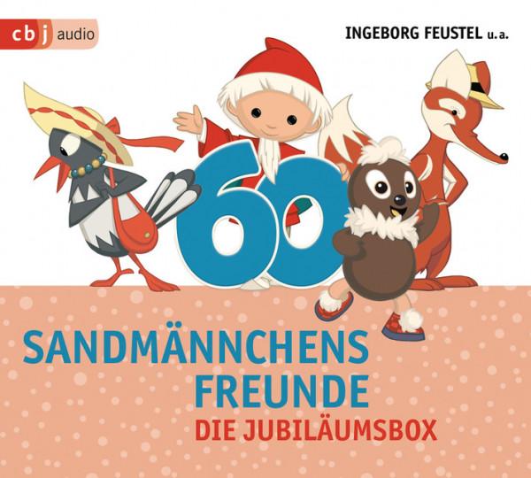 Sandmännchens Freunde - Die Jubiläumsbox (CD)