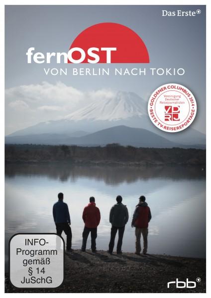 fernOST - Von Berlin nach Tokio (3 DVD)