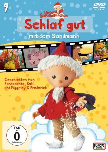 Unser Sandmännchen DVD Vol. 9