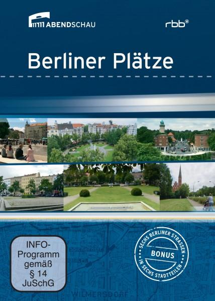 Abendschau - Berliner Plätze (DVD)