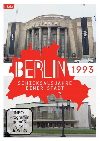 Berlin - Schicksalsjahre einer Stadt - 1993 (DVD)