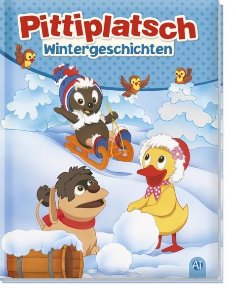 Pittiplatsch Buch - Wintergeschichten