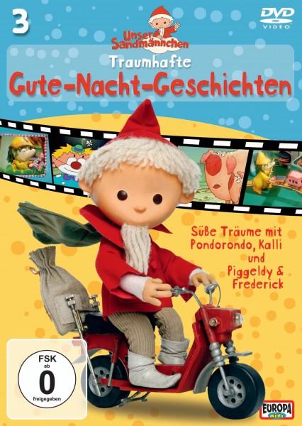 Unser Sandmännchen DVD Vol. 3