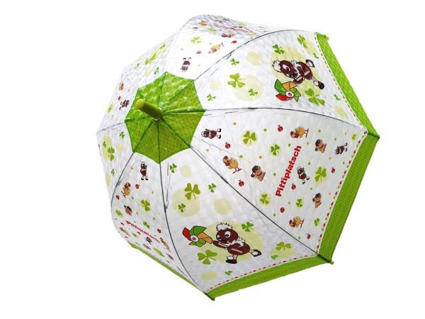 Pittiplatsch Kinder-Regenschirm