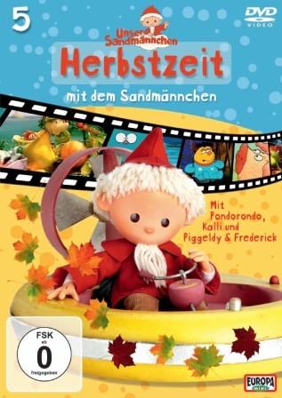 Unser Sandmännchen DVD Vol. 5