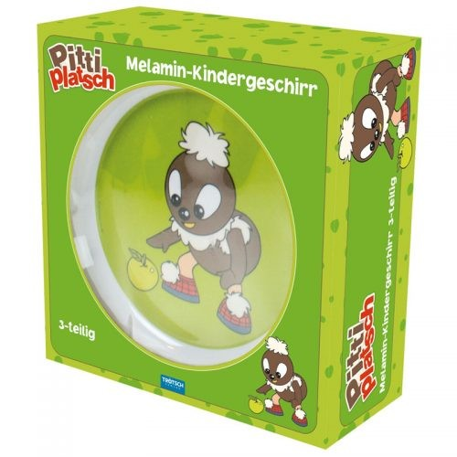 Pittiplatsch Kindergeschirr