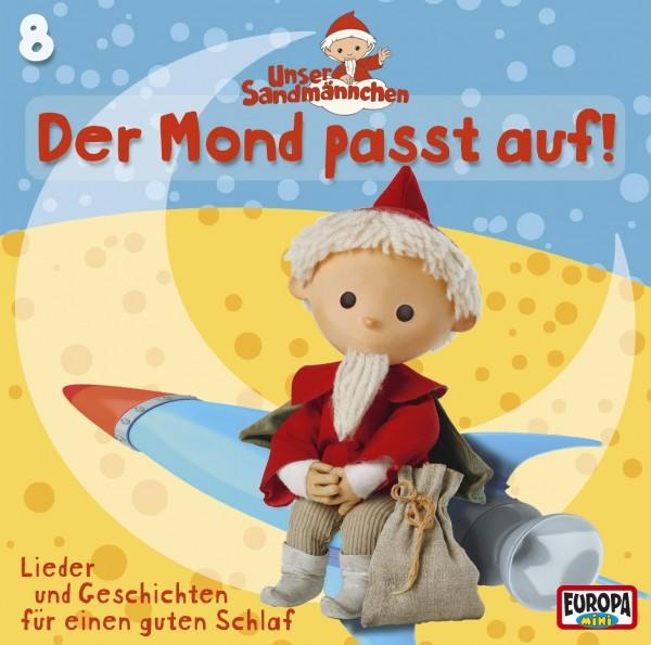 Unser Sandmännchen CD Vol. 8