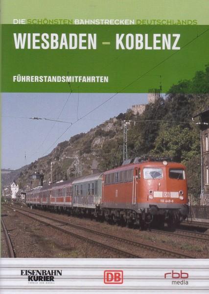 Von Wiesbaden nach Koblenz Cover