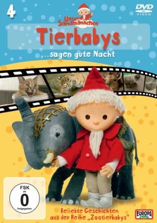 Unser Sandmännchen DVD Vol. 4