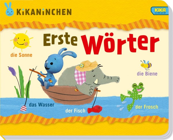 Kikanichen - Erste Wörter Buch