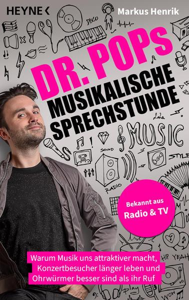 Dr. Pops musikalische Sprechstunde (Buch)
