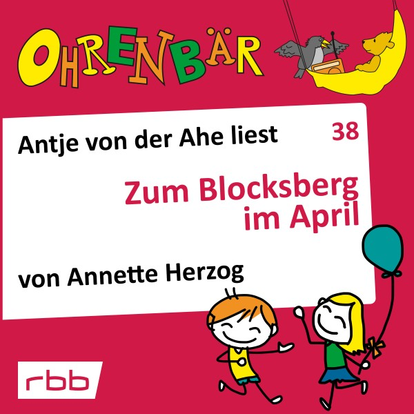 Ohrenbär Hörbuch (38) - Zum Blocksberg im April - Download