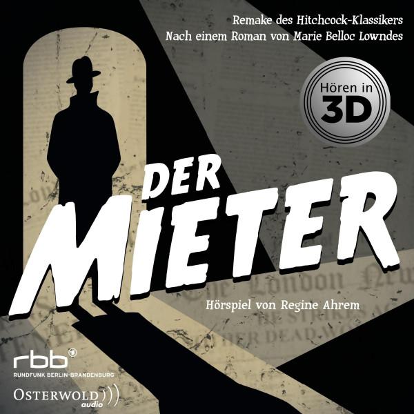 Der Mieter (3D Hörspiel-CD)