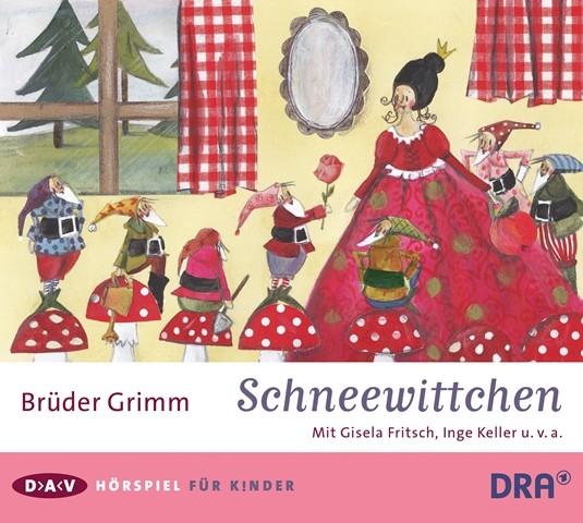 Schneewittchen - Brüder Grimm - DDR-Radio-Archiv (CD/Hörspiel)