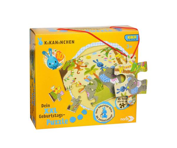 Kikaninchen XXL Geburtstags-Puzzle